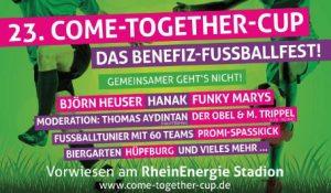 Moderation beim CTC-Cup Köln @ Vorwiesen Rhein-Energie-Stadion Köln
