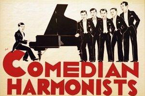 Die Comedian Harmonists @ Pulheim, Walzwerk