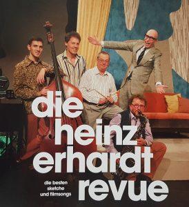 Die große Heinz-Erhardt-Revue @ Bad Neustadt, Stadthalle