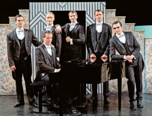 Die Comedian Harmonists @ Einbeck, Wilhelm-Bendow-Theater
